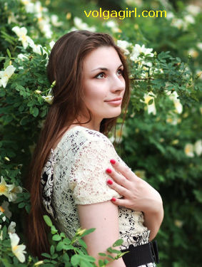 is sincere in her wish to become a Russian wife and is looking  for stability in a relationship with a