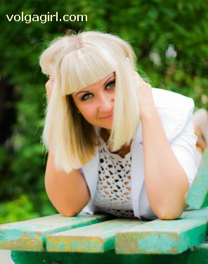Iolanta is a 31 year old Russian girl who has registered with mail order bride agency A Volga Girl in the hopes of receiving email correspondence from you.